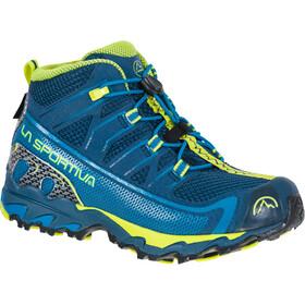La Sportiva Falkon GTX Shoes Kids opal/citrus